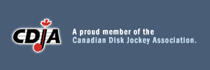 Smooth Grooves Productions is a proud member of the Canadian Disc Jockey Association